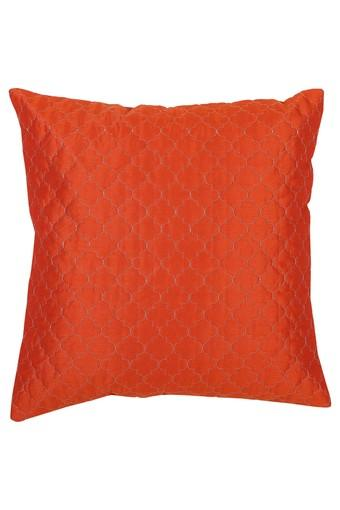 IVY -  Rust Cushion Cover - Main