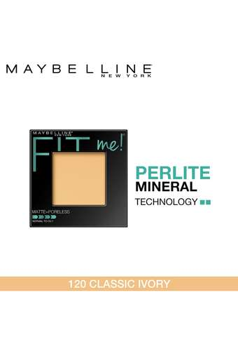 MAYBELLINE -  120 Classic IvoryFace - Main