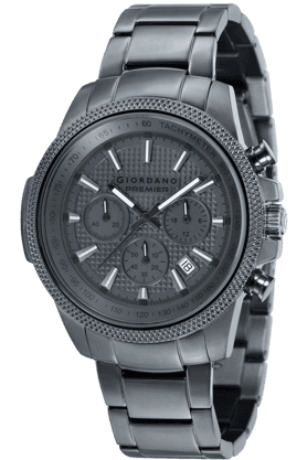 GIORDANO Mens Round Dial Watch - P185-44