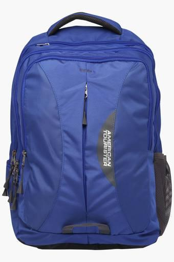 AMERICAN TOURISTER -  Blue Backpacks - Main