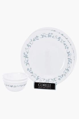 CORELLECountry Cottage 4 Pcs Bachelor Dinner Set