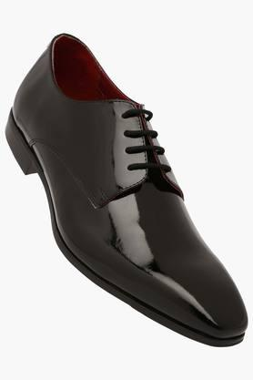 RUOSH Mens Leather Lace Up Smart Formal Shoe