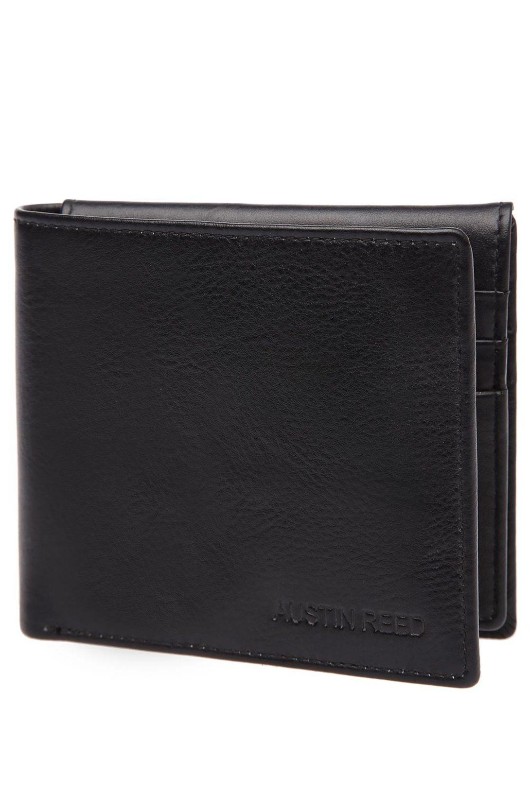 Buy Austin Reed Austin Reed Mens Brown Leather Bi Fold Wallet Shoppers Stop