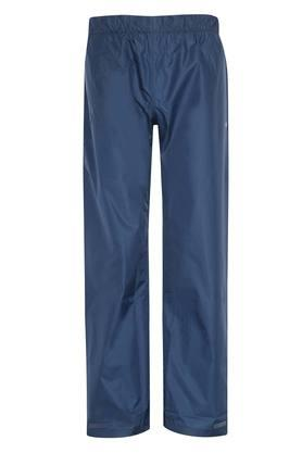 Mens Solid Rain Pants - B Plus