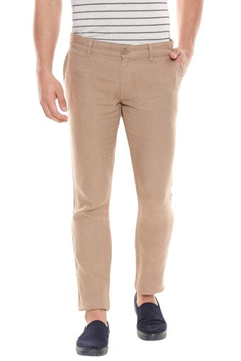 CELIO -  Brown Cargos & Trousers - Main