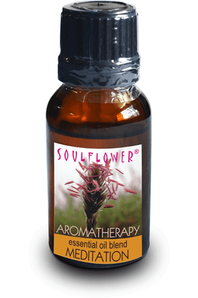SOULFLOWER Pure Essential Oil - Meditation