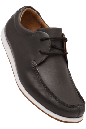 CLARKS Mens Lace Up Leather Casual Shoe