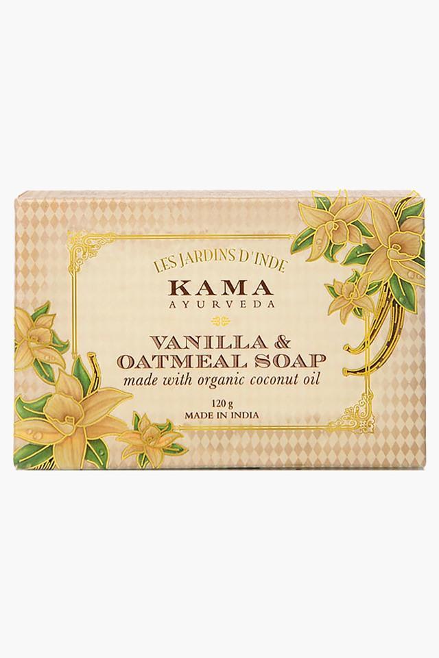 Vanilla & Oatmeal Soap - 125 GM
