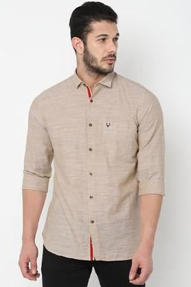 ALLEN SOLLY - NaturalCasual Shirts - Main