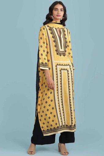 AARKE -  YellowIndianwear Sets - Main