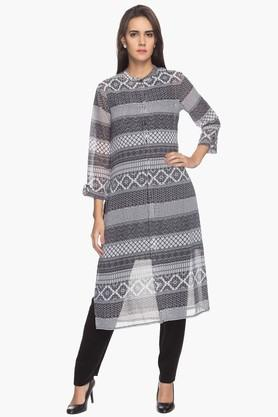 IMARA Womens Printed Tunic