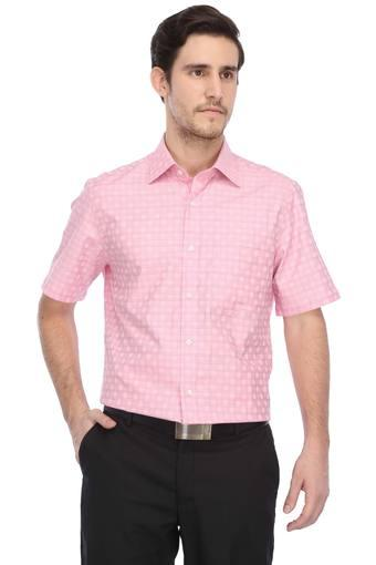 LOUIS PHILIPPE -  Pink Shirts - Main
