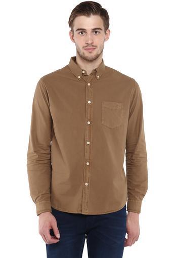 AEROPOSTALE -  BrownShirts - Main