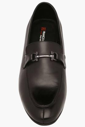 Mens Slipon Leather Smart Formal Shoe