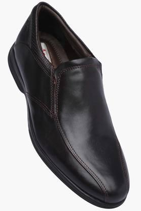 VENTURINI Mens Leather Slipon Formal Shoes