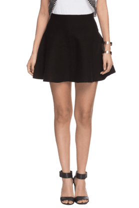 VERO MODA Women Flared Mini Skirt