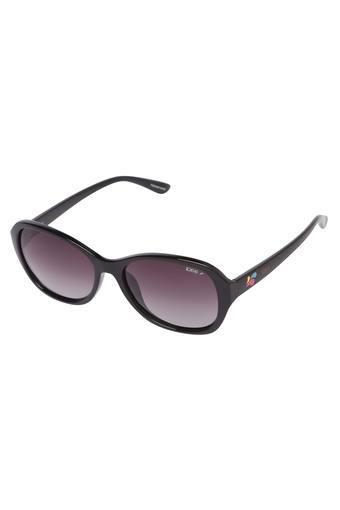 Womens Oversized UV Protected Sunglasses - NIDS2577C1PSG
