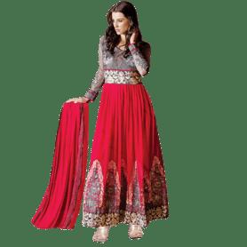 DEMARCAWomen Cotton Dress Material - 200375034