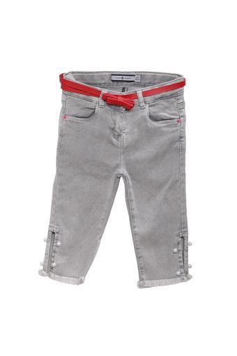 TALES & STORIES -  GreyBottomwear - Main