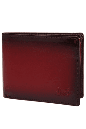 RS BY ROCKY STARMens Hamlet Leather Wallet