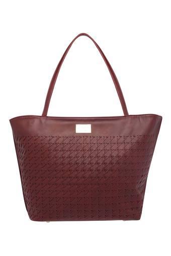 ALLEN SOLLY -  BurgundyHandbags - Main