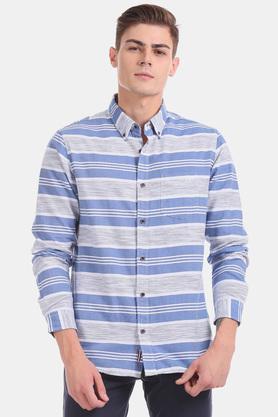 AEROPOSTALE - BlueCasual Shirts - Main