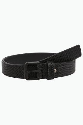 VAN HEUSENMens Buckle Closure Formal Belt