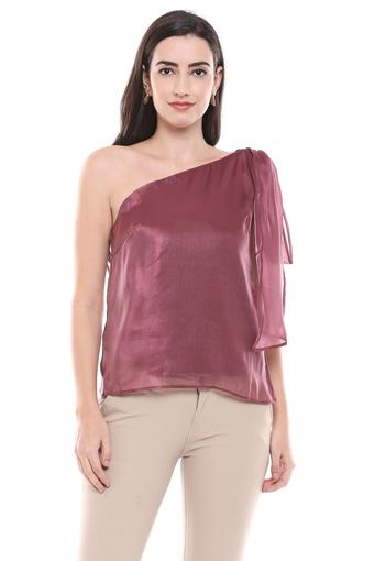 VERO MODA -  Muted Wine Veromoda Buy 2 @30% Buy 4 Or More @50% Off - Main