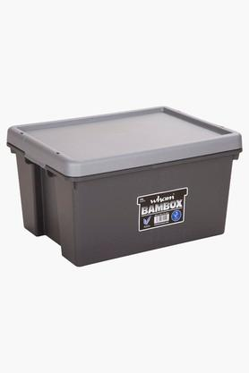 WHATMORE Air Tight Storage Caddy With Lid -16 Lts