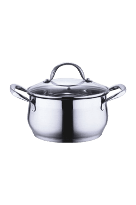 BERGNER Stainless Steel Casserole With Lid