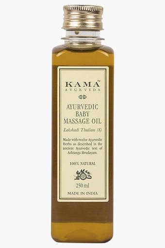 Lakshadi Ayurvedic Baby Massage Oil - 250 ML
