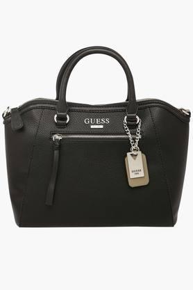 GUESSWomens Aerial Zipper Closure Tote Handbag - 201421704
