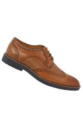 Mens Lace Up Derby Shoes