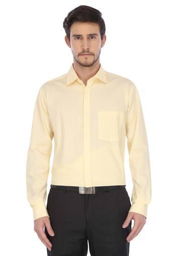 PARK AVENUE -  Light YellowShirts - Main