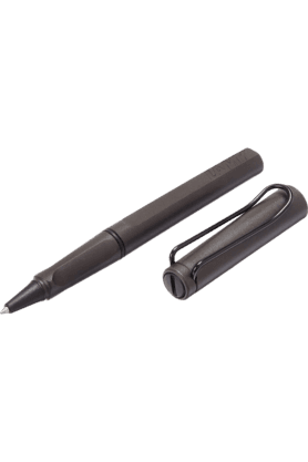 WILLIAM PENN Lamy 317 Safari Black Rollerball Pen
