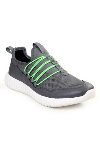 BACCA BUCCI -  Grey Sports Shoes - Main