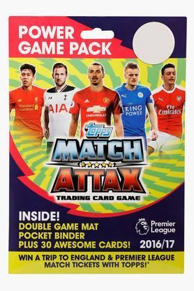 Unisex Premier League Card Game