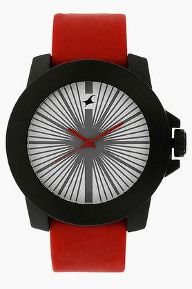 FASTRACK Unisex White Dial Analog Watch