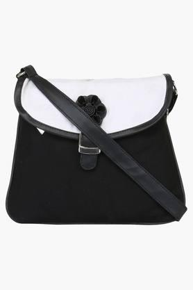 PICK POCKET Womens Zipper Closure Sling Bag - 202332872