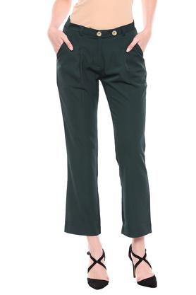 RS BY ROCKY STAR - Bottle GreenTrousers & Pants - Main