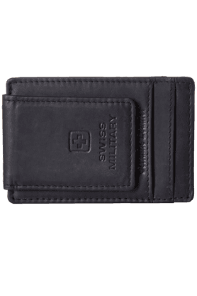 SWISS MILITARY Brown Money Clip (LW-10)