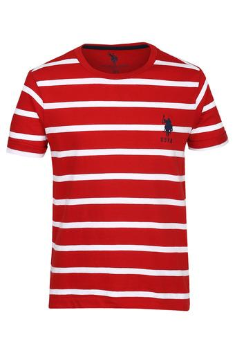 U.S. POLO ASSN. -  Red Topwear - Main