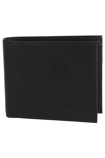 PARK AVENUE -  Black Wallets - Main