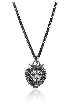 Mens Alloy Solid Iron Plated Pendant
