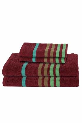 MASPAR - RedBath Towel - Main