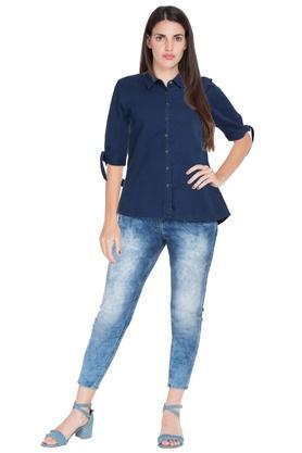 MSTAKEN - Dark BlueT-Shirts - 3