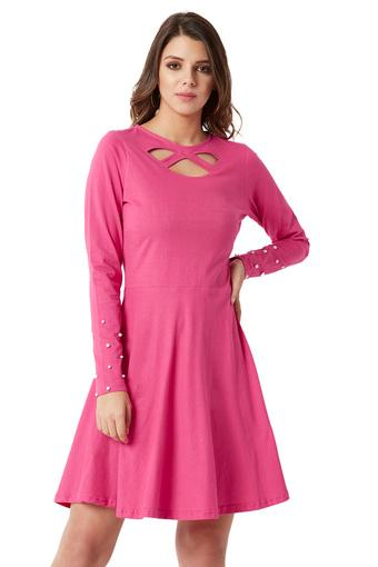 MISS CHASE -  Pink Dresses - Main