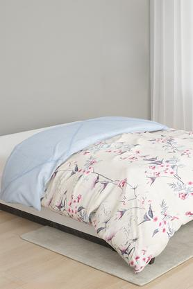 Floral Printed Capriano Double Quilt
