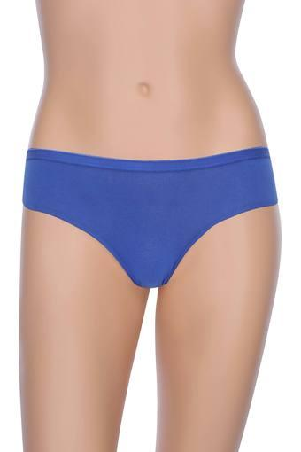 Womens Solid Printed Bikini Briefs Pack of 3