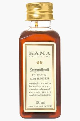 Sugandhadi Rejuvenating Body Treatment Oil - 100 ML